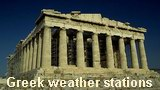 Greek weather stations top 100